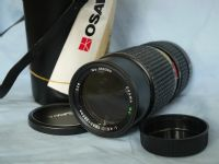 80-205mm 4.5 Yashica Contax Fit Zoom Macro Cased Lens £9.99